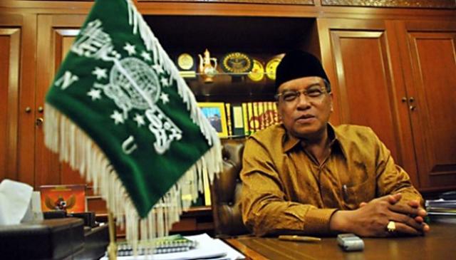 PB NU Kutuk Bom Surabaya