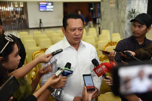 Ketua DPR Jamin RUU Teroris Segera Selesai