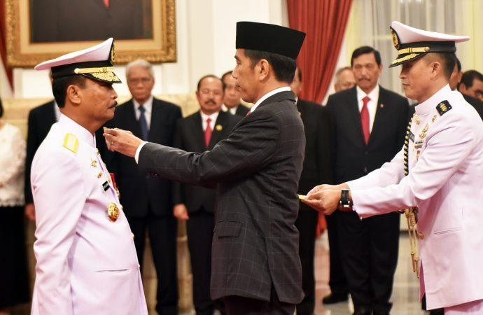 Jokowi Pilih Siwi Sukma Adhi Jadi KSAL