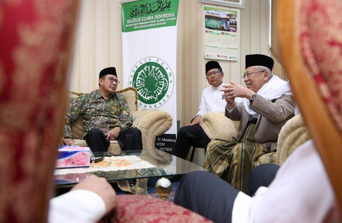 Soal Daftar Mubaligh Ketua MUI Dukung Langkah Kemenag