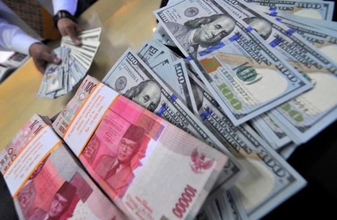 BPS : Pelemahan Nilai Tukar Rupiah Belum Pengaruhi Inflasi Bulanan