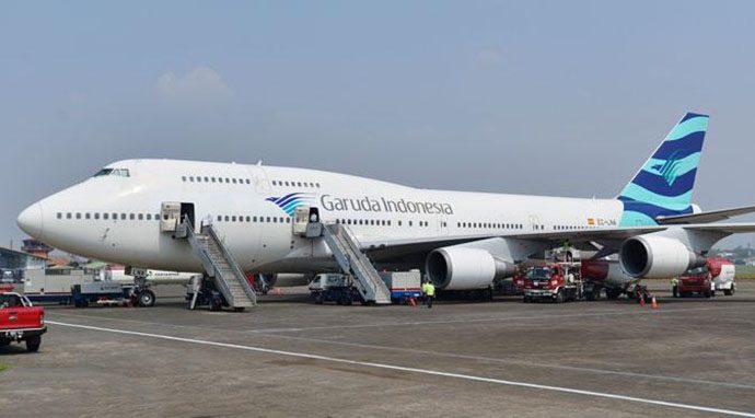 Peak Season Lebaran 2018, Garuda Indonesia Group Siapkan 150 Ribu Kursi Tambahan
