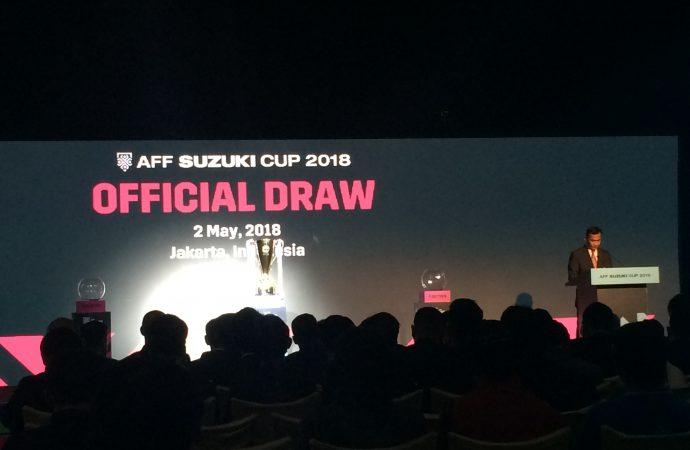 Suzuki Siapkan Bonus Besar Jika Timnas Menang AFF 2018