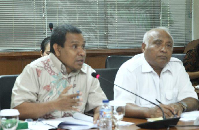 Terkait RUU Daerah Kepulauan DPD Didukung Daerah