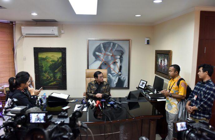 Jokowi Tanggapi Santai Gerakan 2019 Ganti Presiden