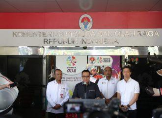 Menpora Minta Kompetisi Liga Indonesia Dihentikan 2 Pekan