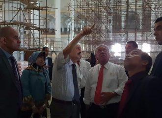 Bahas Infrastruktur, Menteri PUPR Bertemu Menteri Perkotaan Aljazair