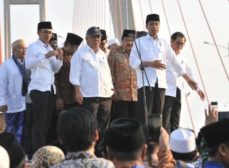 RS Indonesia di Gaza Kena Bom, Jokowi : Indonesia di Belakang Palestina