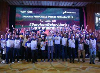 Tim Jakarta Pertamina Energi Satukan Gelar Juara di Ajang Proliga 2019