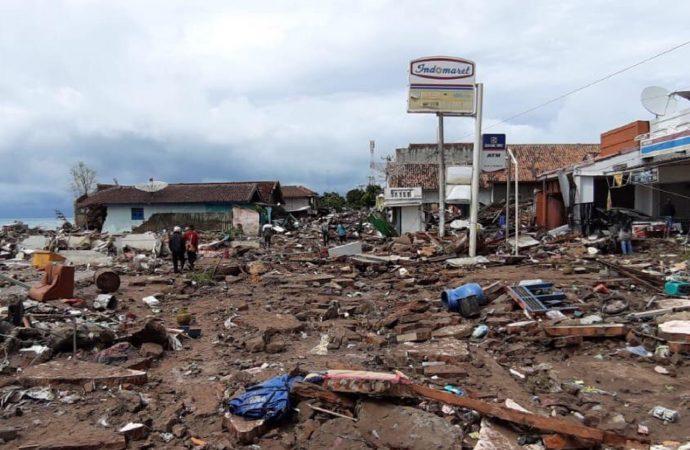 Ini Data Ter-update : 222 Meninggal, 843 Luka Akibat Tsunami