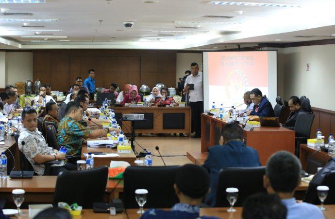 Komite I DPD Cari Solusi Kasus Way Lunik-Way Dadi