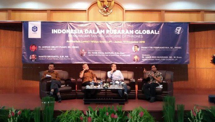 LIPI Sebut Afrika Pasar Potensial bagi Indonesia