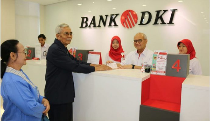 Bank DKI Tambah Tujuh Kantor Layanan