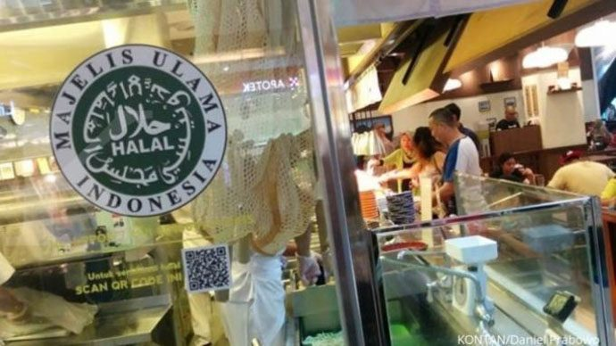 Ekonomi Halal Indonesia Akan Dorong PDB Jadi US$3,8 M per Tahun