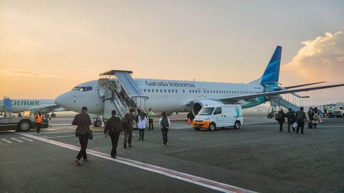 Garuda Indonesia Wujudkan Laba Rp 1 Triliun