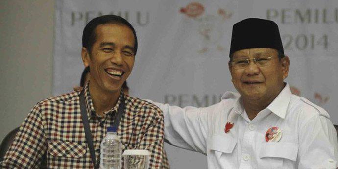 Jokowi Ungguli Prabowo dalam Percakapan Medsos