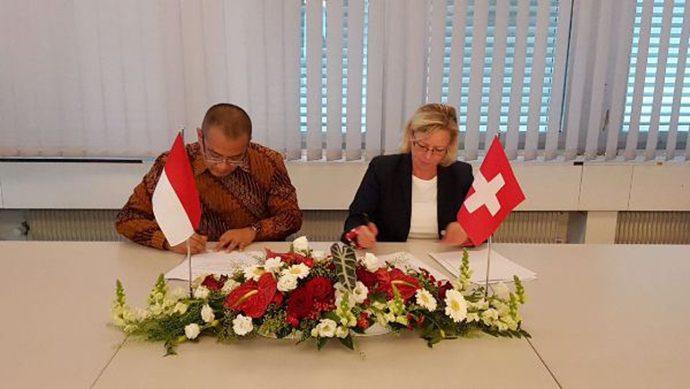 Setujui Perjanjian MLA, RI-Swiss Persempit Gerak Pelaku Kejahatan
