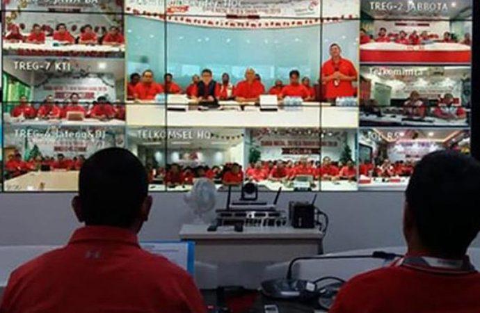 Siagakan 88 Posko, Telkom: Layanan Prima Hadapi Nataru