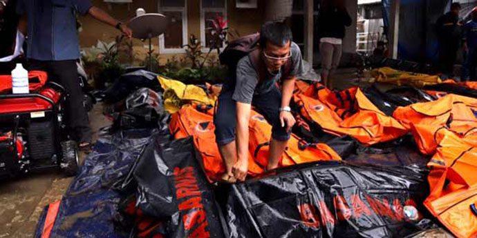 Bertambah Lagi, Korban Tsunami Selat Sunda Jadi 431 Jiwa