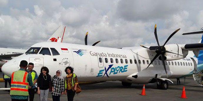 Usai Peak Season, Garuda Indonesia Sesuaikan Harga Tiket
