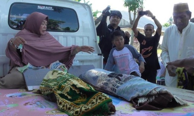 PBNU : Pemindahan Makam Karena Pilihan Politik Usik Kemanusiaan