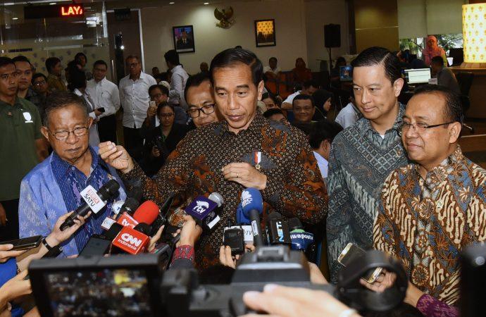 Jokowi : Pembentukan TGPF Kasus Novel Rekomendasi Komnas HAM