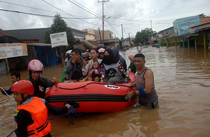 BNPB: Banjir Landa 53 Kecamatan Di Sulsel