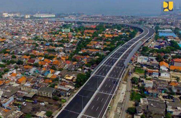 Proyek Infrastruktur Punya Efek Berganda bagi Perekonomian