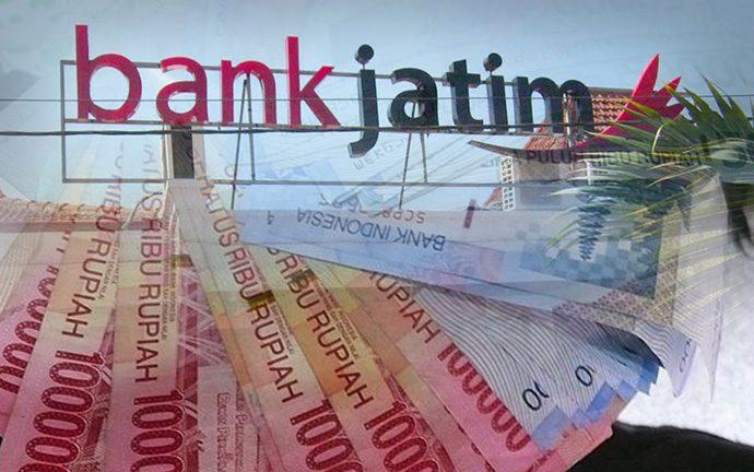 Kinerja Keuangan Bank Jatim Tahun Lalu Moncer