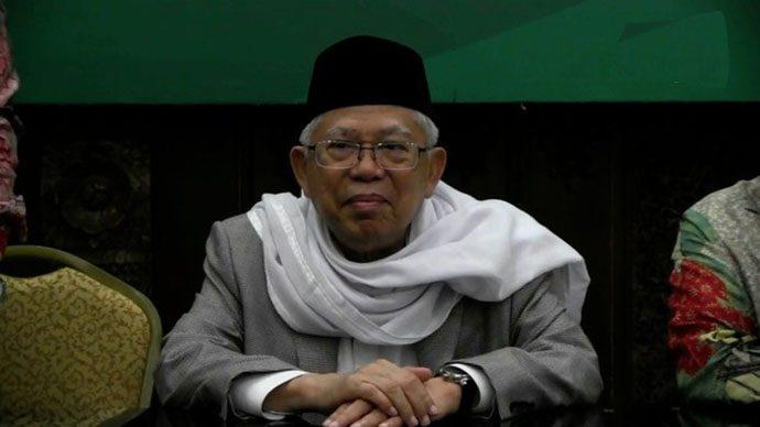 Ma'ruf Amin: Soal Tabloid Indonesia Barokah Tidak Ada Yang Diuntungkan