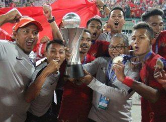 Pencetak Gol Piala AFF U-22  Anggota Brimob Berpangkat Bripda