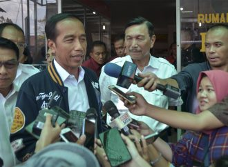 Jokowi Kecam Keras Aksi Penembakan di selandia Baru
