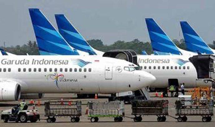 HUT Kementrian BUMN, Garuda Indonesia Beri Diskon Tiket Penerbangan Hingga 50 Persen
