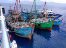 KKP Tangkap Kapal Perikanan Ilegal Berbendera Vietnam