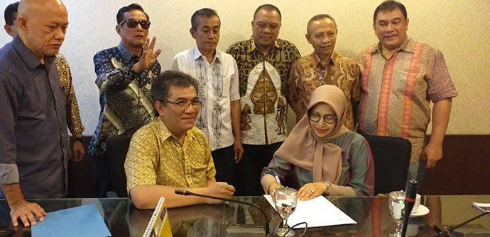 Maju Caketum KADIN DKI, Diana Dewi Janji Perkuat Struktur Organisasi