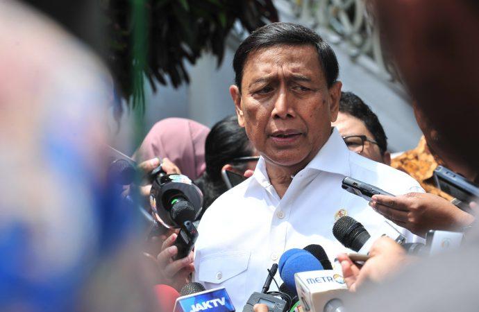 Wiranto Akui Ada Mobilisasi Brimob ke Jakarta, Ada Apa?