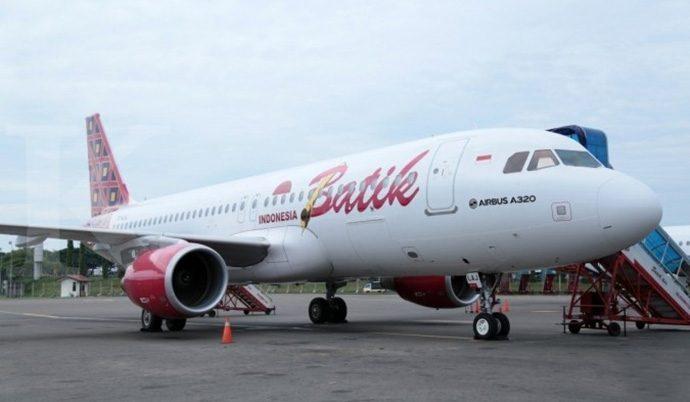 Perkuat Maskapai, Batik Air Datangkan Pesawat Baru