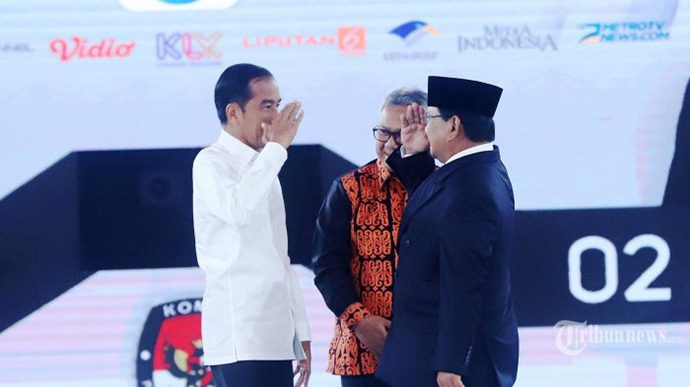 Ketua DPR: Dua Capres Sudah Jadi Korban Fitnah, Setop Kampanye Hitam