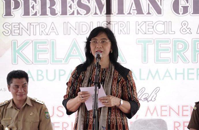 Kemenperin Kembangkan IKM Kelapa Terpadu dari Jambi Sampai Gorontalo
