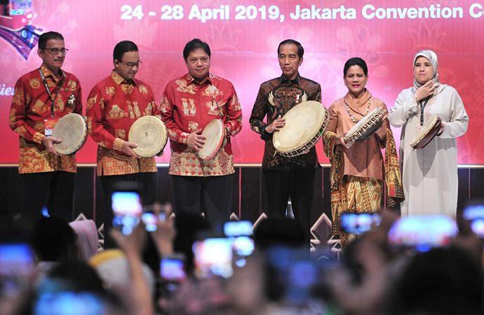 Jokowi: Produk Kerajinan Harus Masuk Digital Lebih besar
