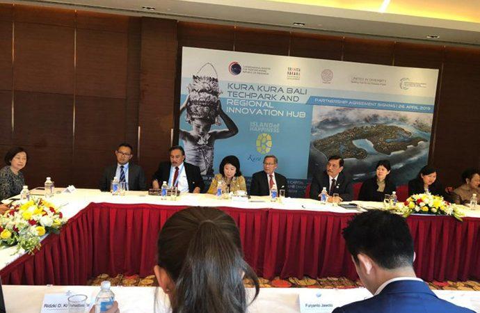 Luhut: Indonesia Terhindar dari Jebakan Utang Belt and Road