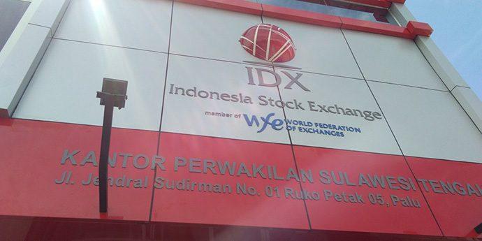 Bursa Efek Indonesia Kembali Buka Kantor Perwakilan di Palu