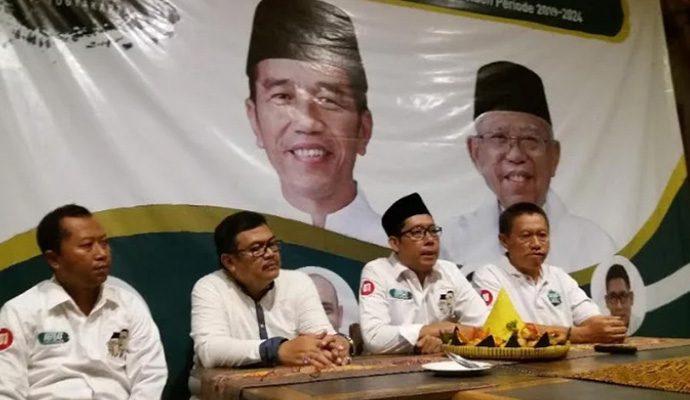 Relawan Pengusaha Muda Syukuran di 34 Provinsi Atas Kemenangan 01 Versi Quick Count