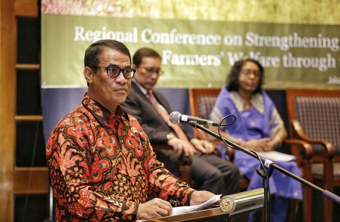 RI Dukung FAO Wujudkan Ketahanan Pangan di ASEAN