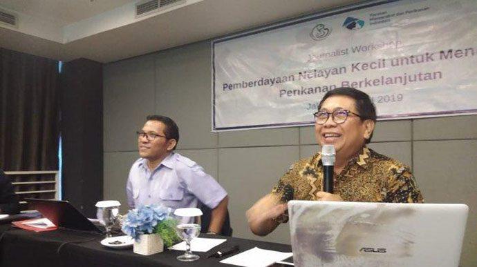 MDPI: Ada Beberapa Usulan Bappenas Terkait Pemberdayaan Nelayan Kecil