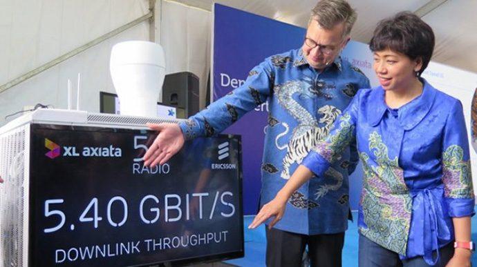 XL Axiata: Jaringan 5G Baru Diimplementasikan 5 Tahun Lagi