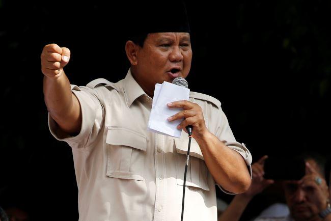 Prabowo Akan Gugat Hasil Pemilu ke MK