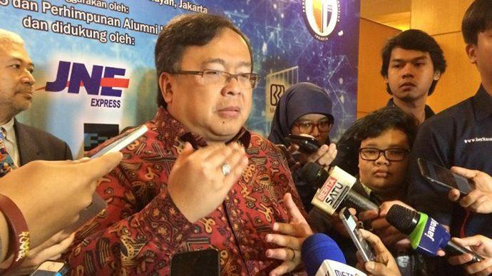 Bappenas Bantu Sejumlah Infrastruktur Air di Jakarta