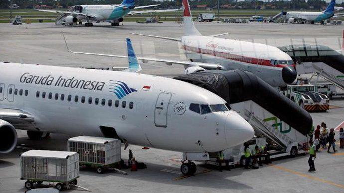 Garuda Minta Dasar Hukum Larangan Tuslah Tiket Pesawat
