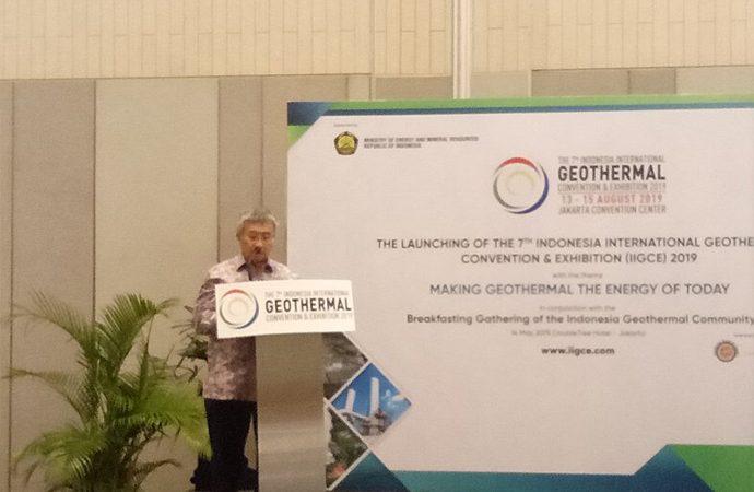 Pembangkit Geothermal Untungkan Infrastruktur Daerah